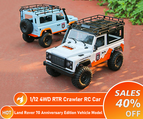Land Rover 70 Anniversary Edition RC Vehicle