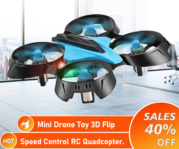 Micro Drone RTF
