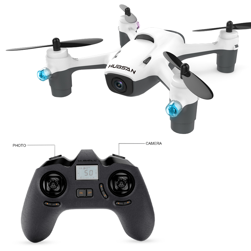 hubsan x4 micro drone artf with camera 720p