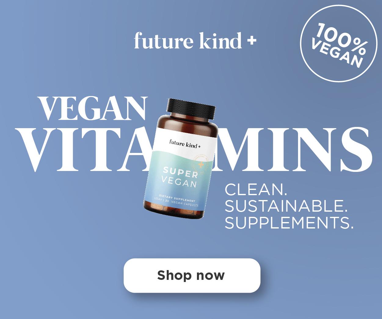 future kind Vegan Vitamins