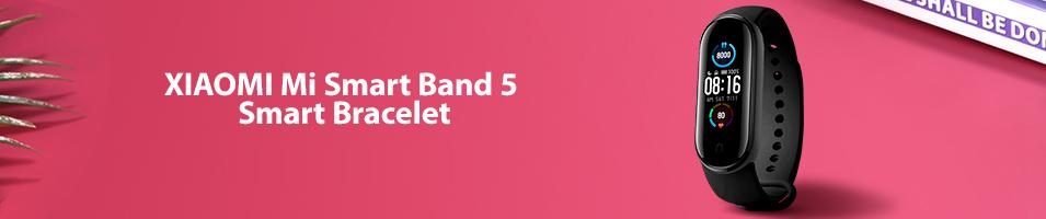 XIAOMI MI Smart Band 5 Smart Bracelet