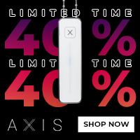 40% off limited time
