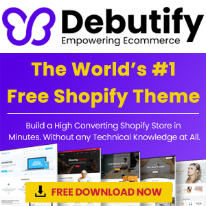 Debutify Free Shopify Theme