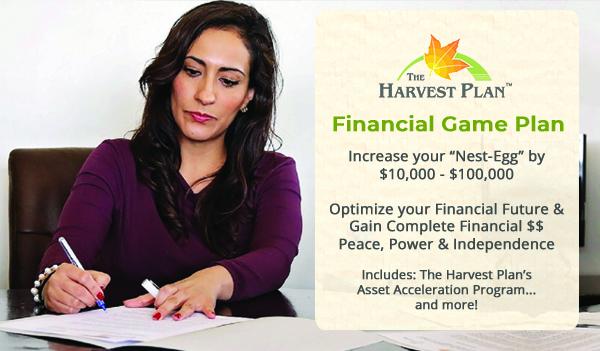 Harvest Plan