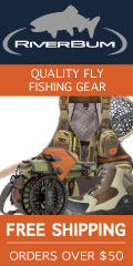 RiverBum Fly Fishing Gear