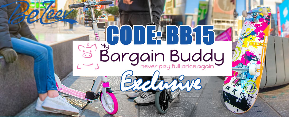 Coupon Exclusive For BargainBuddy