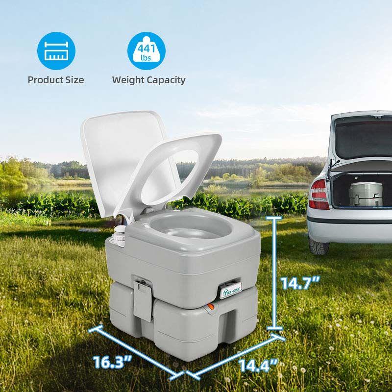 10% off portable toilet