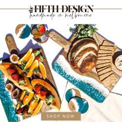 The Fifth Design: Resin, Handmade & Personalised Products