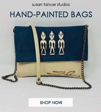 Hand-Painted Bags