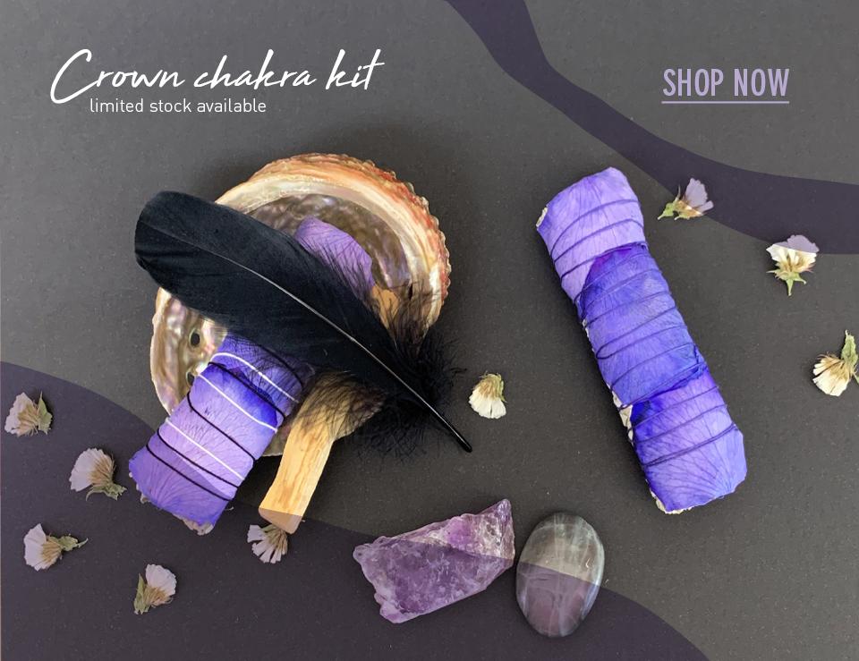 Shop Crown Chakra Kit