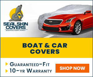 Best Fit & Protection Guaranteed for all your cars, trucks, boats, jet-skis and more. Visit SealSkinCovers.com. 10-yr Warranty & Free Shipping!
