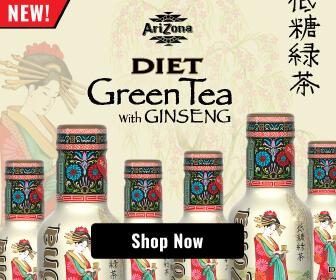 AriZona Diet Green Tea