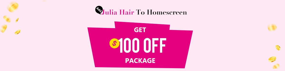 AddHomescreen 00 - Add Julia Hair To Homescreen