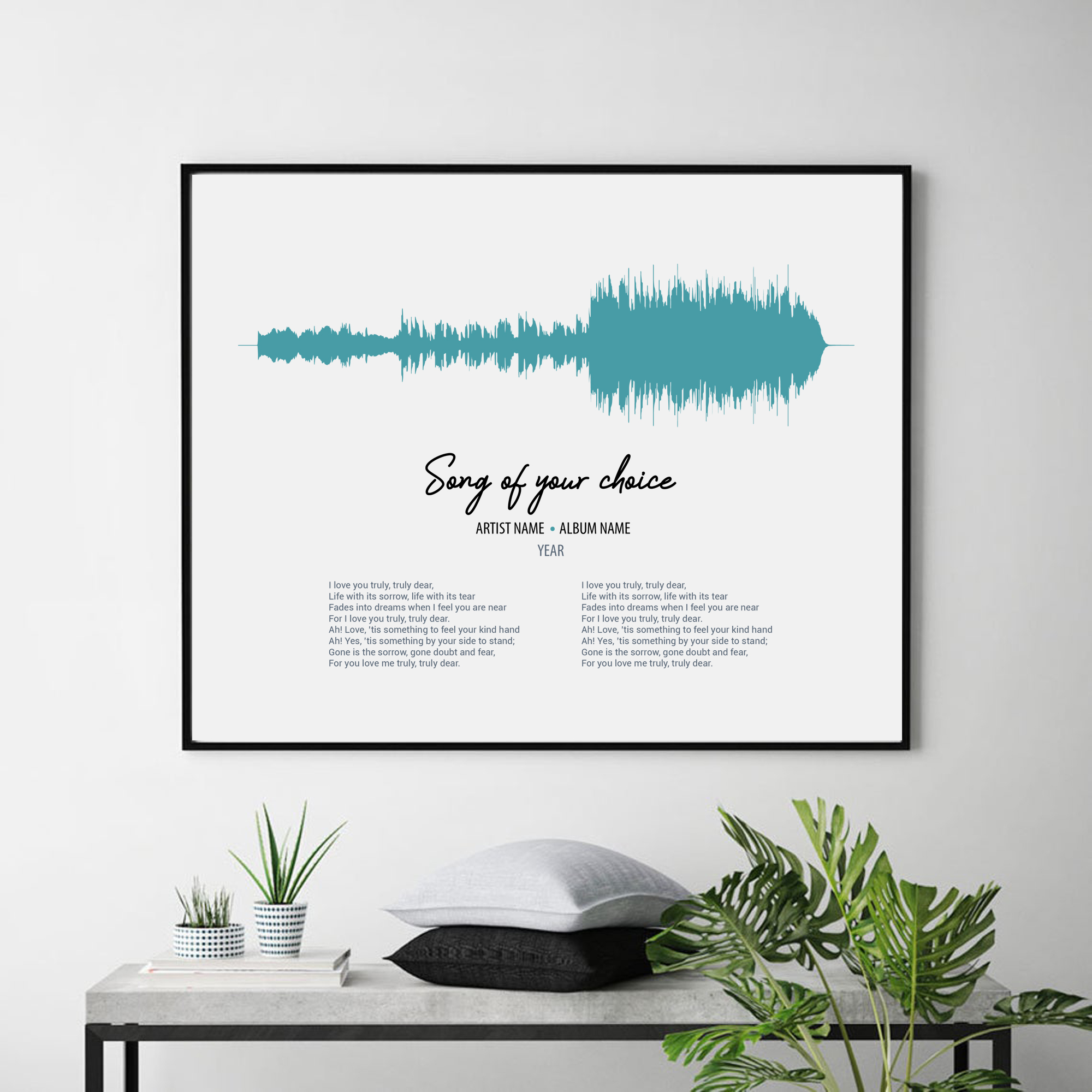 Soundwave Custom Song Design with Lyrics