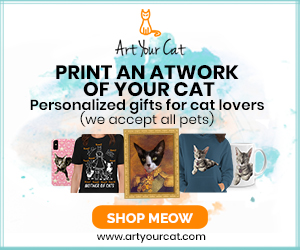 Print An Artwork Of Your Cat