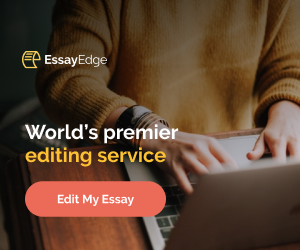 World's premier editing service