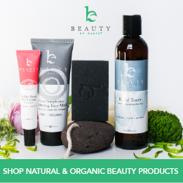 Shop natural and organic beauty products at BeautyByEarth.com