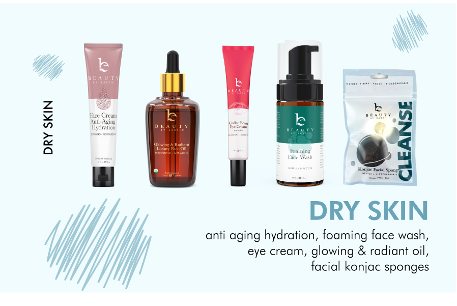 Beauty by Earth - Shop by Skincare Needs
