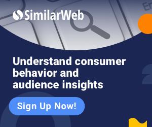 SimilarWeb Market Intelligence