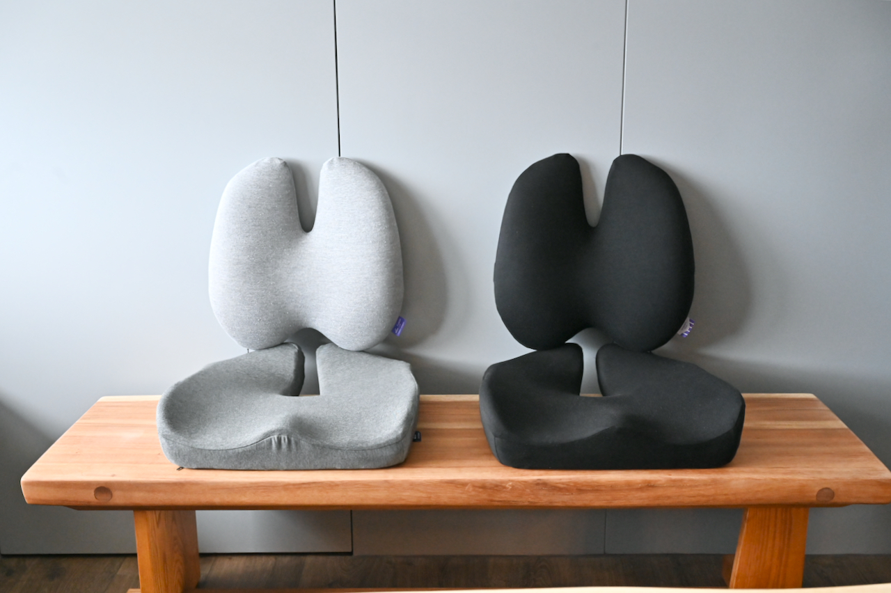 Cushion Lab Lumbar Pillow + Seat Cushion