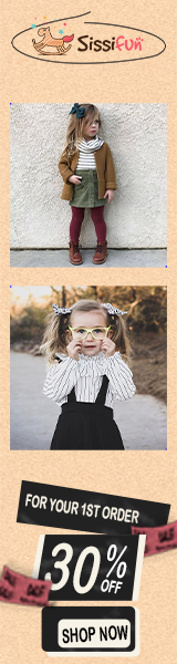 SISSIFUN KIDS FASHION