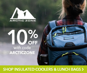 10% Off All Orders with code ARCTICZONE at ArcticZone.com!