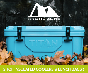 Shop coolers and lunch bags at ArcticZone.com