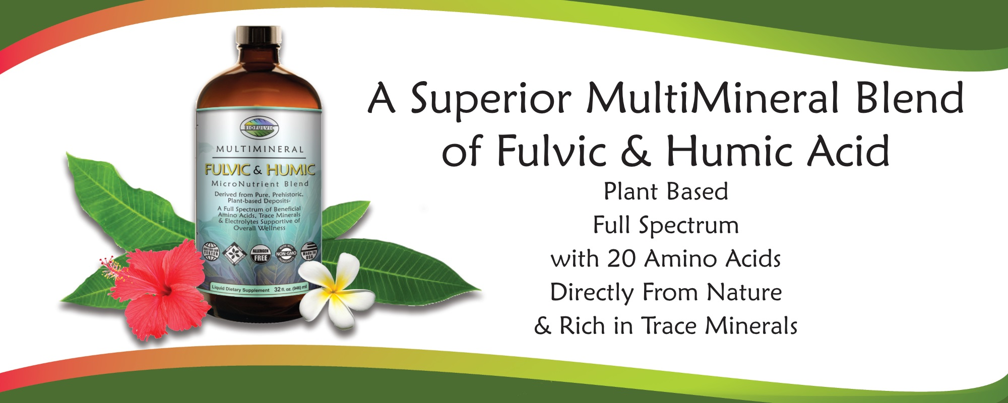 Biofulvic Supplements