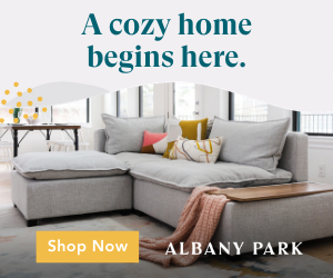 Albany Park   A cozy home begins here. Modern Sofas, Armchairs, Loveseats & More