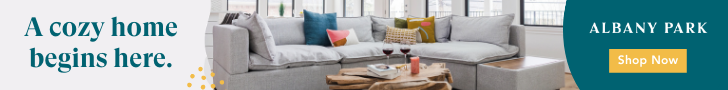 Albany Park | A cozy home begins here. Modern Sofas, Armchairs, Loveseats & More