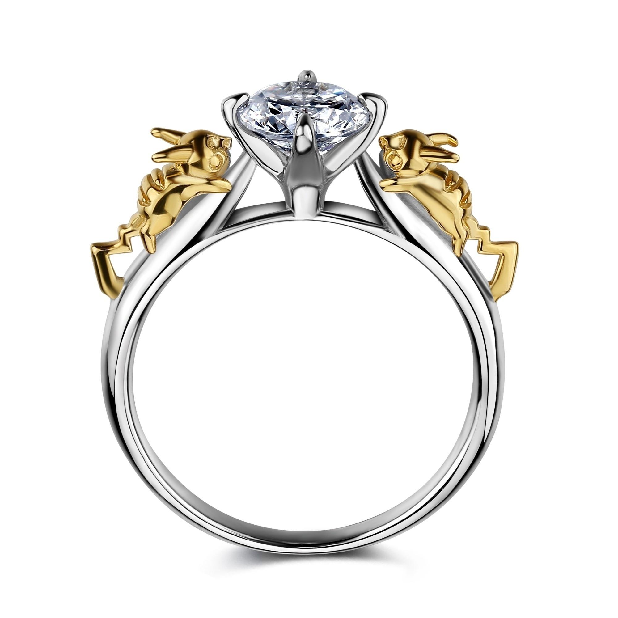 Anime Rings, wedding rings