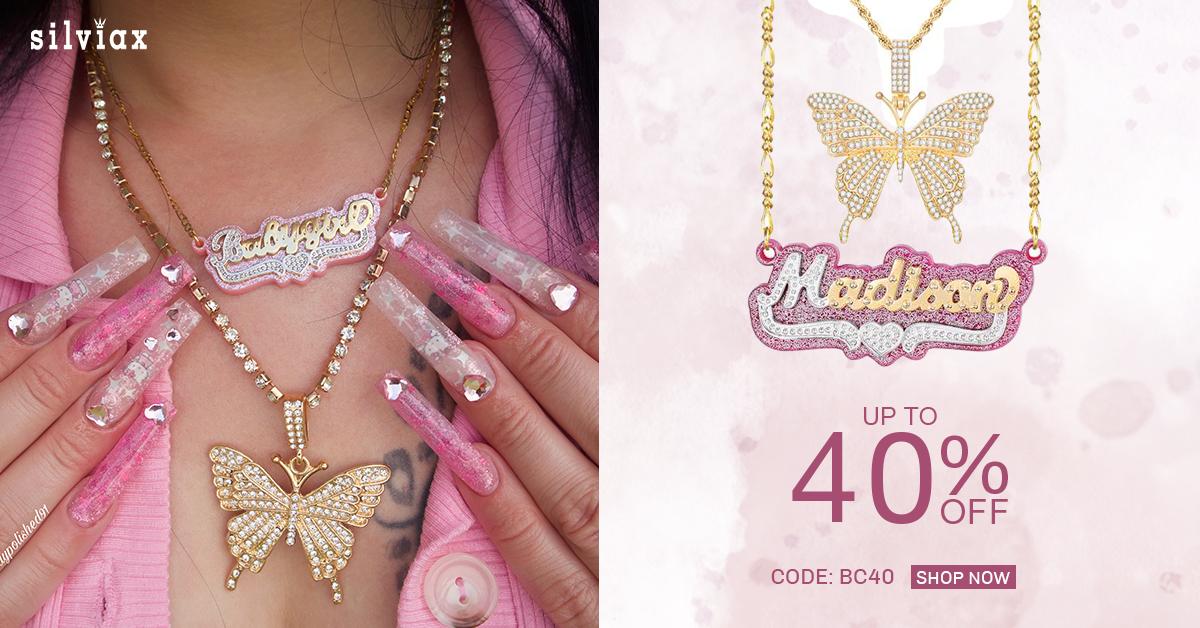 40% OFF Custom Jewelry