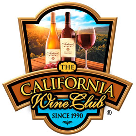 Logo for California Wine Club