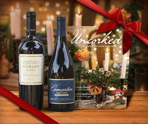 california wine club holiday gifting banner- california wine club reviews-mealfinds