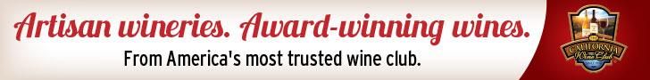Artisan wineries. Award-winning wines. America's most trusted wine club.