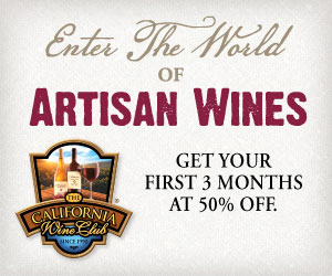 Enter the World of Artisan Wines. California Wine Club. Get your first 3 months at 50% off.