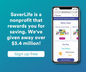 Join SaverLife.org Today!