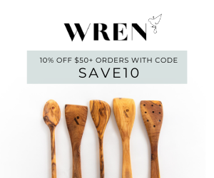 3 00 - 10% Off $50+ Orders on Wrenhome.com