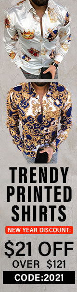 Trendy Painted Shirts