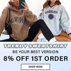 8% OFF for First Order