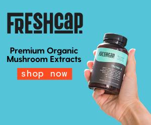 FreshCap mushroom capsules