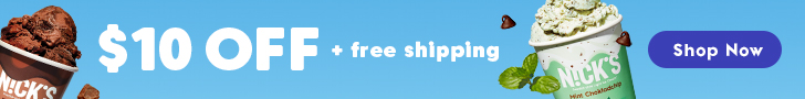 Save $10 + Free Shipping