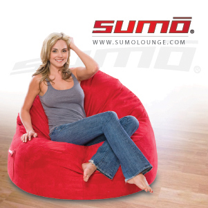 sumo bean bags the simple life