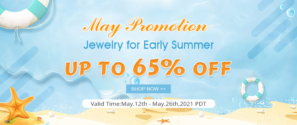 970 65OFF - May Promotion Jewelry For Early Summer Up To 65% OFF