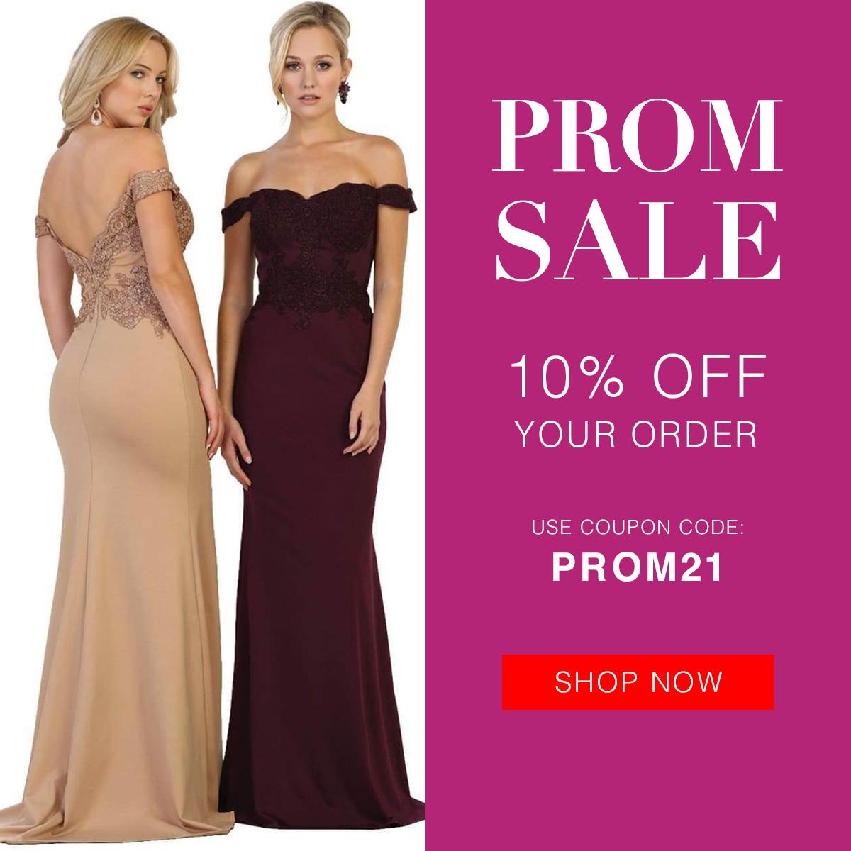 Prom Sale