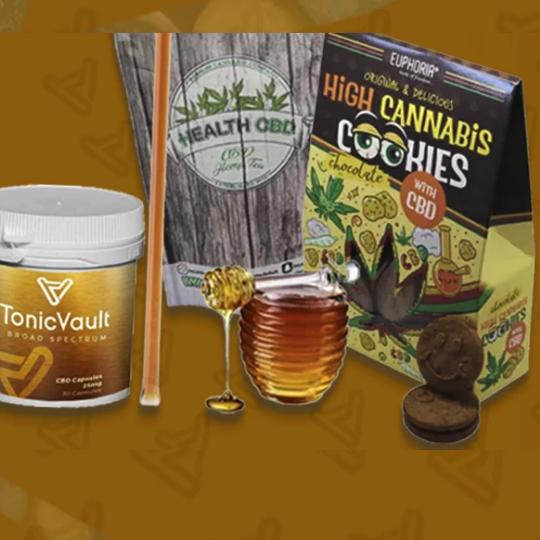 Tonic CBD Consumables