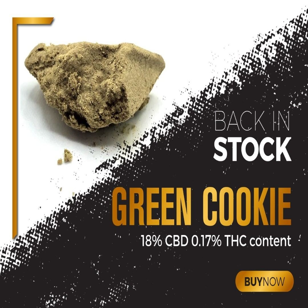 CBD Hash Collection By TONIC