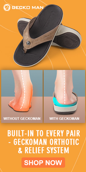 Gecko Man Shoes