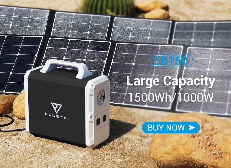 1000W Solar Generator