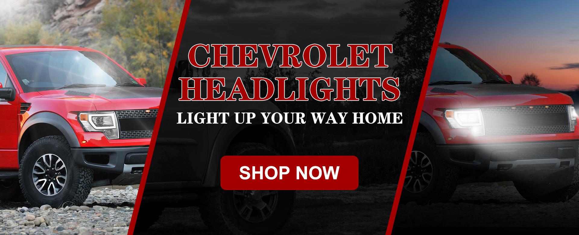 Chevrolet Headlight Sale